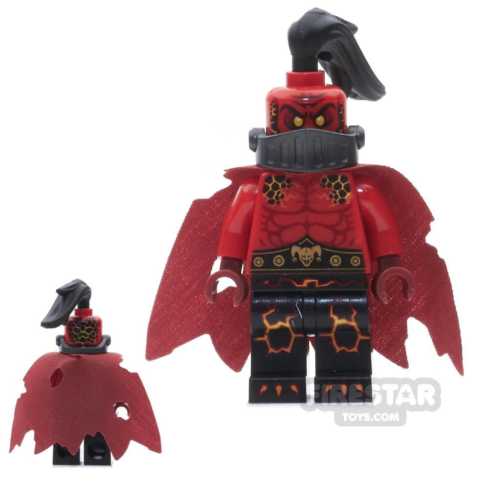 LEGO Nexo Knights Mini Figure - General Magmar