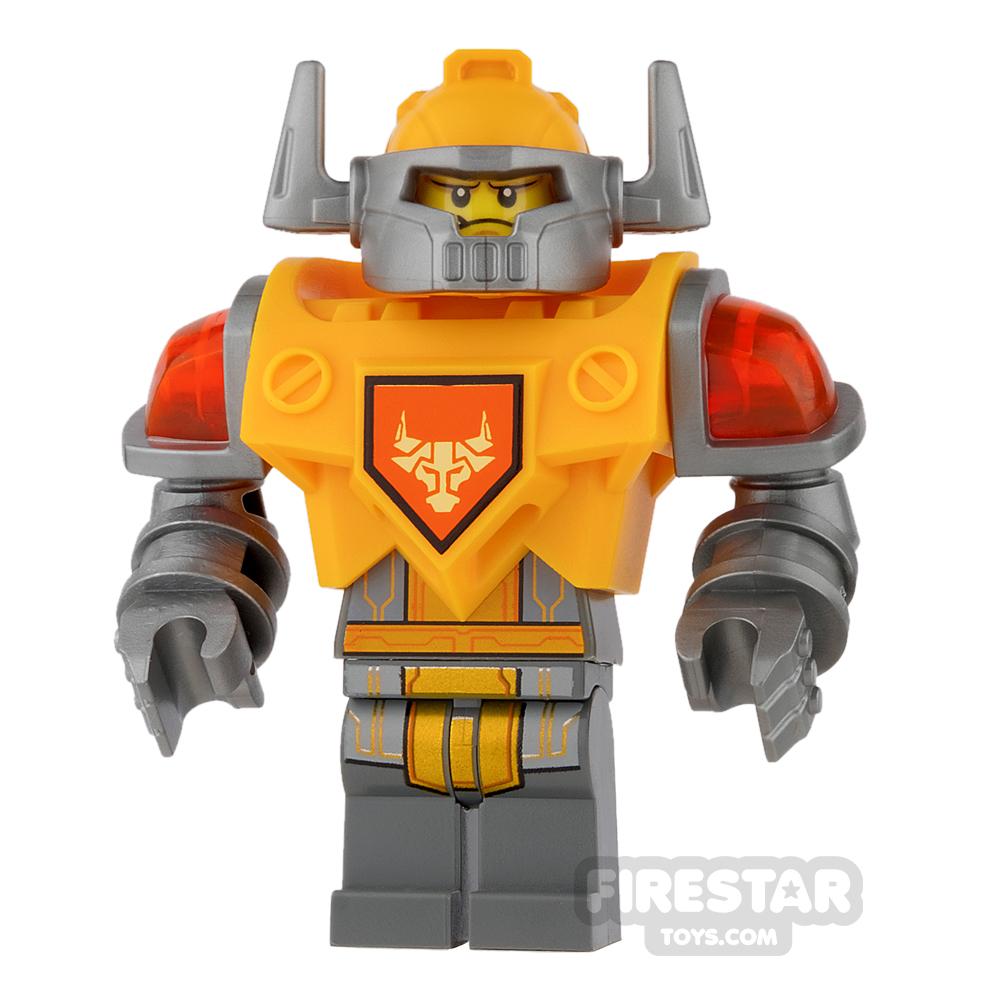 LEGO Nexo Knights Mini Figure - Battle Suit Axl