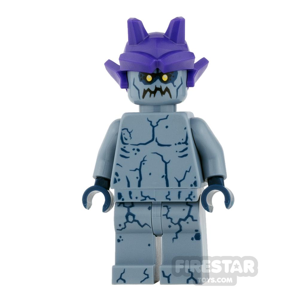 LEGO Nexo Knights Mini Figure - Stone Stomper