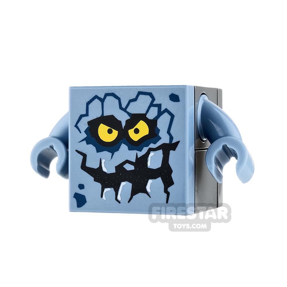 LEGO Nexo Knights Mini Figure - Brickster - Small