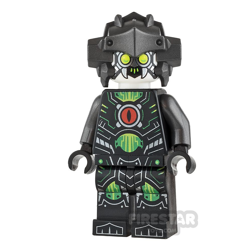 LEGO Nexo Knights Mini Figure - InfectoByter / MechaByter