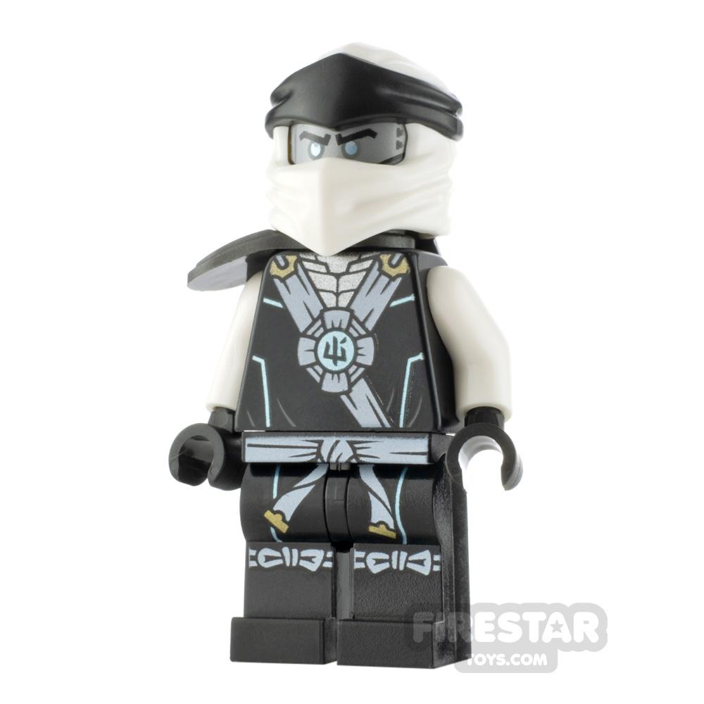 LEGO Ninjago Minifigure Zane Legacy Black Robe