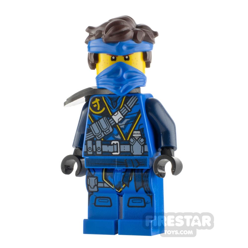 LEGO Ninjago Minifigure Jay The Island Shoulder Pad