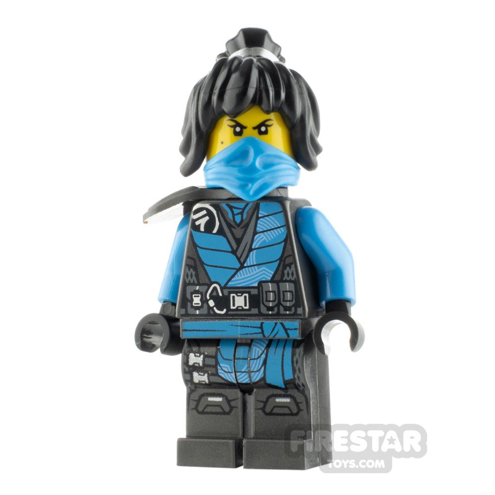LEGO Ninjago Minifigure Nya The Island