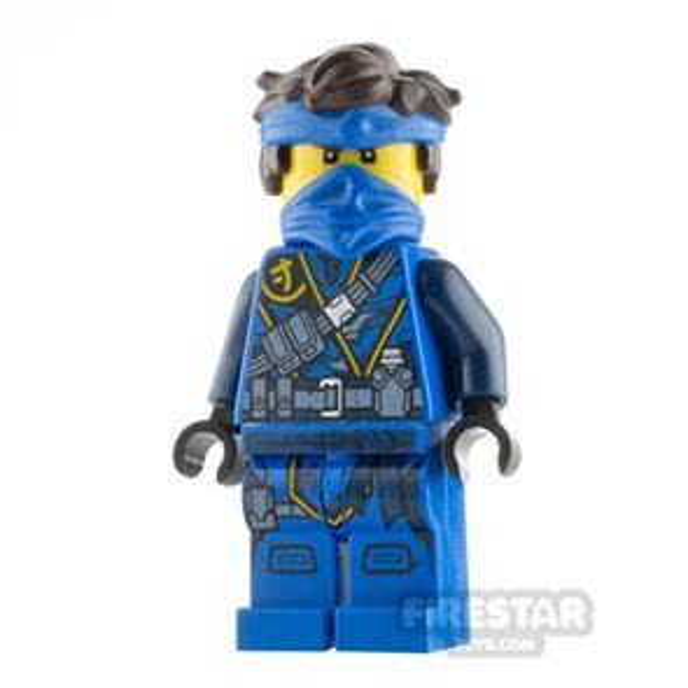 LEGO Ninjago Minifigure Jay The Island with Mask