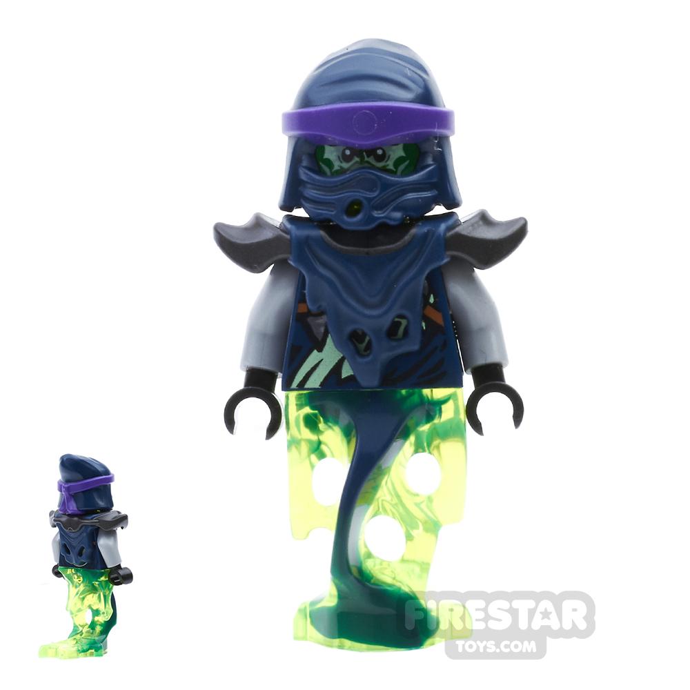 LEGO Ninjago Mini Figure - Bow Master Soul Archer - Ghost Legs
