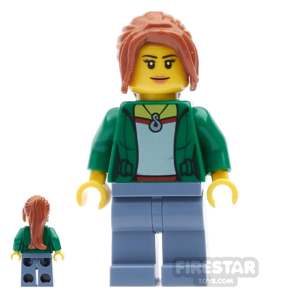 LEGO Ninjago Mini Figure - Claire