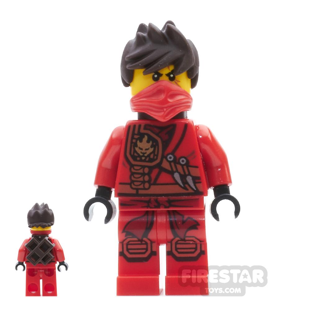 LEGO Ninjago Mini Figure - Kai - Scabbard