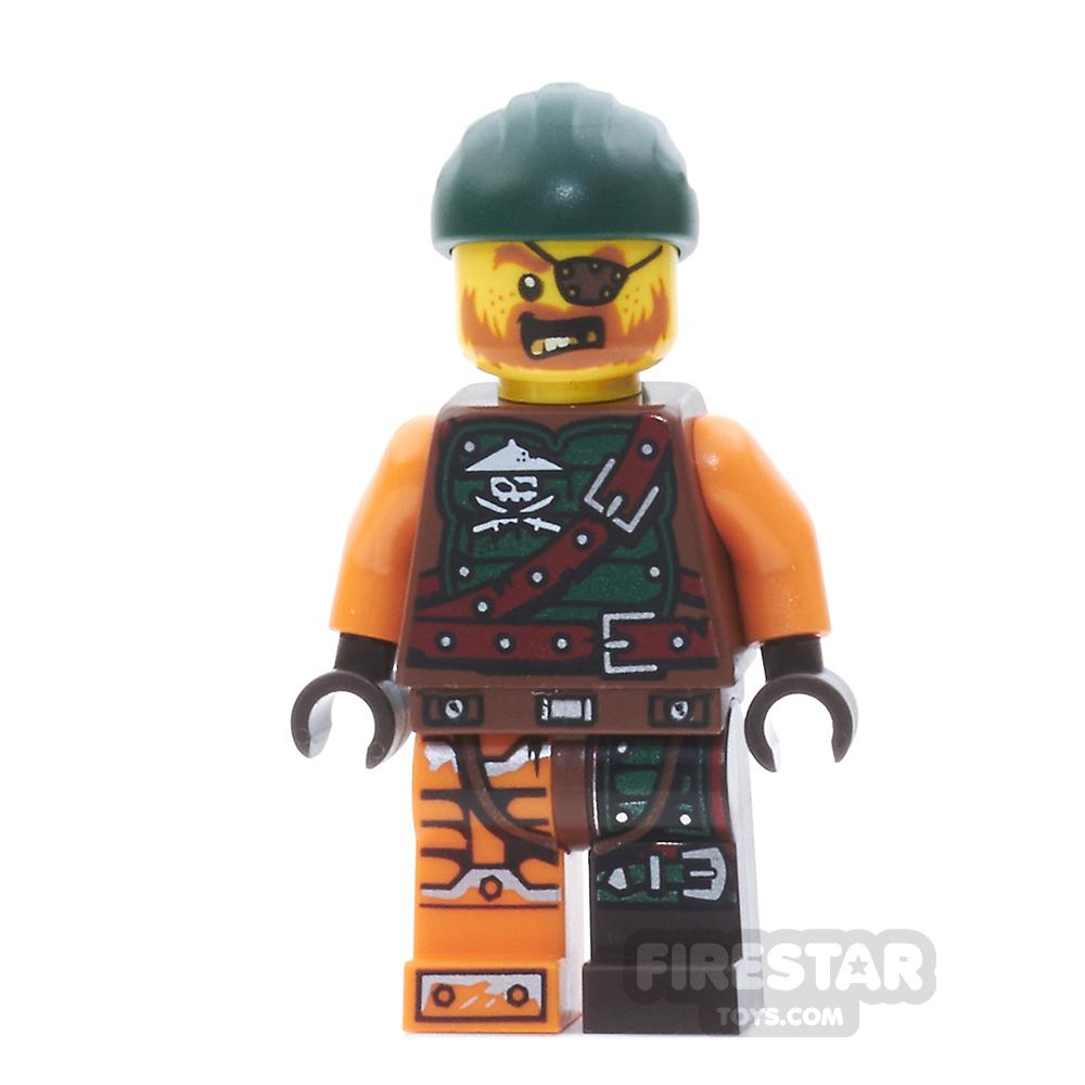 LEGO Ninjago Mini Figure - Bucko