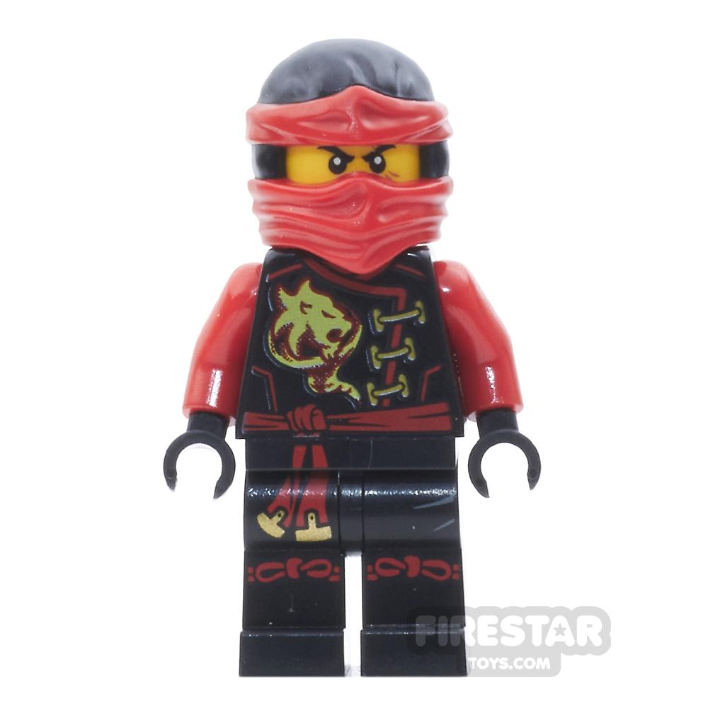 LEGO Ninjago Mini Figure - Kai - Skybound