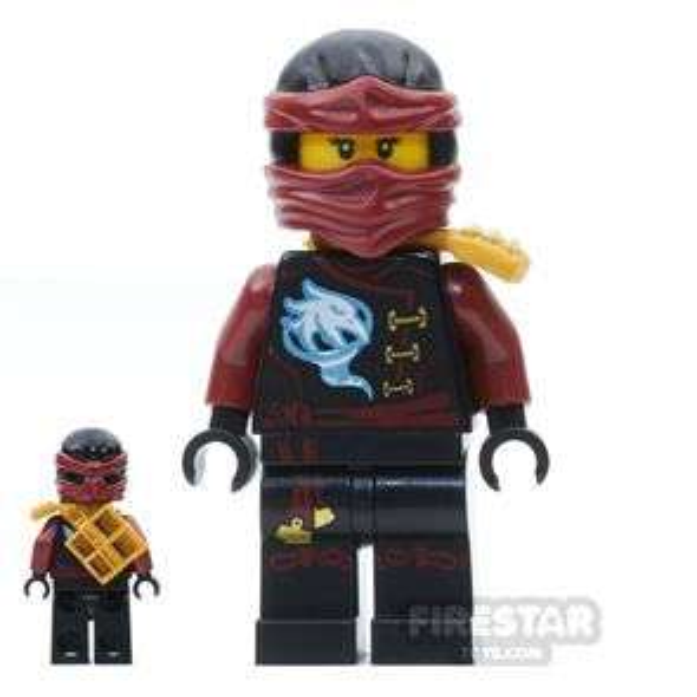 LEGO Ninjago Mini Figure - Nya - Skybound