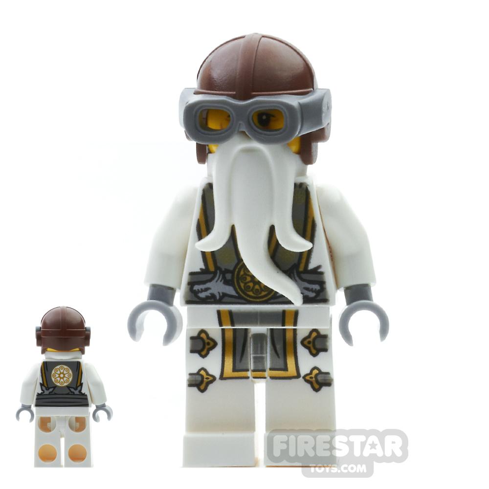 LEGO Ninjago Mini Figure - Sensei Wu - Skybound