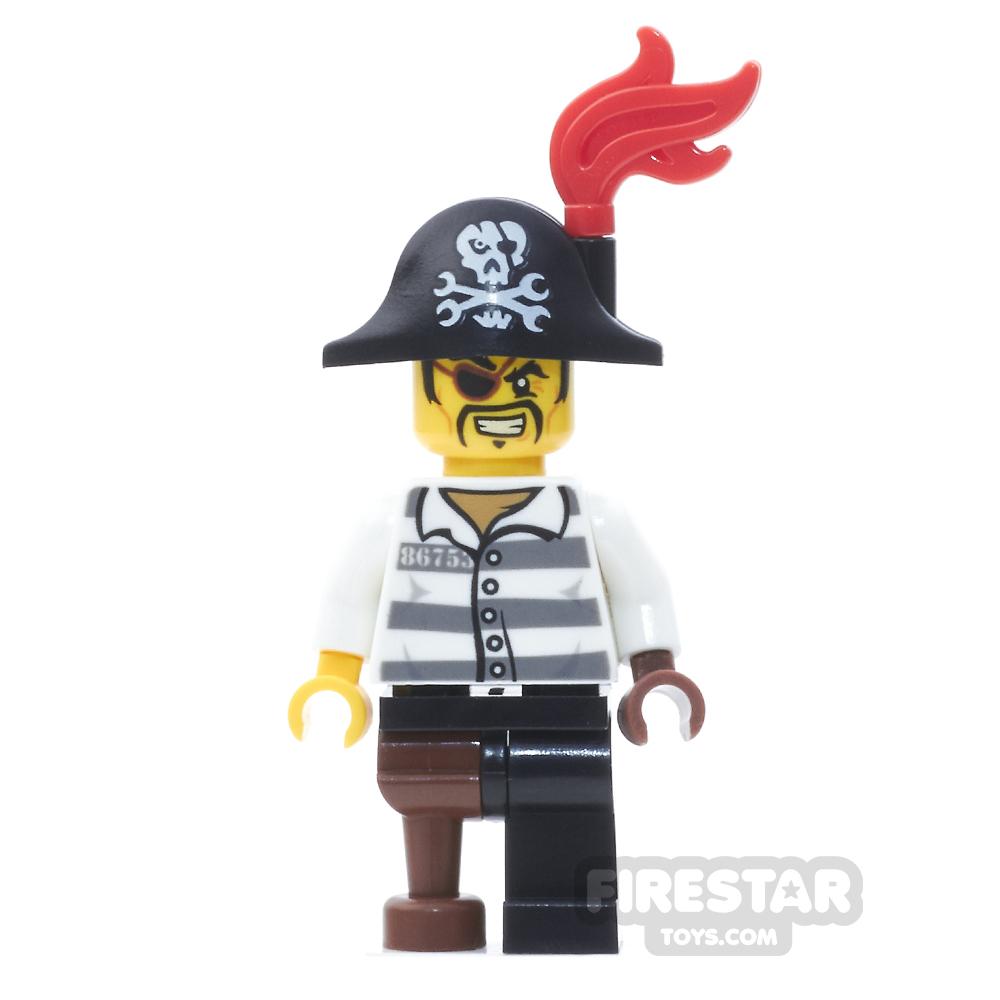 LEGO Ninjago Mini Figure - Captain Soto