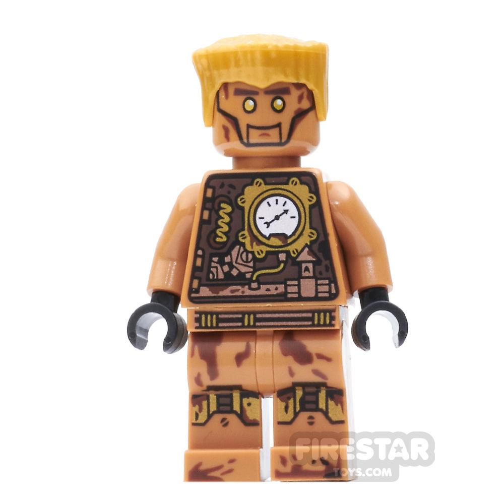 LEGO Ninjago Mini Figure - Echo Zane