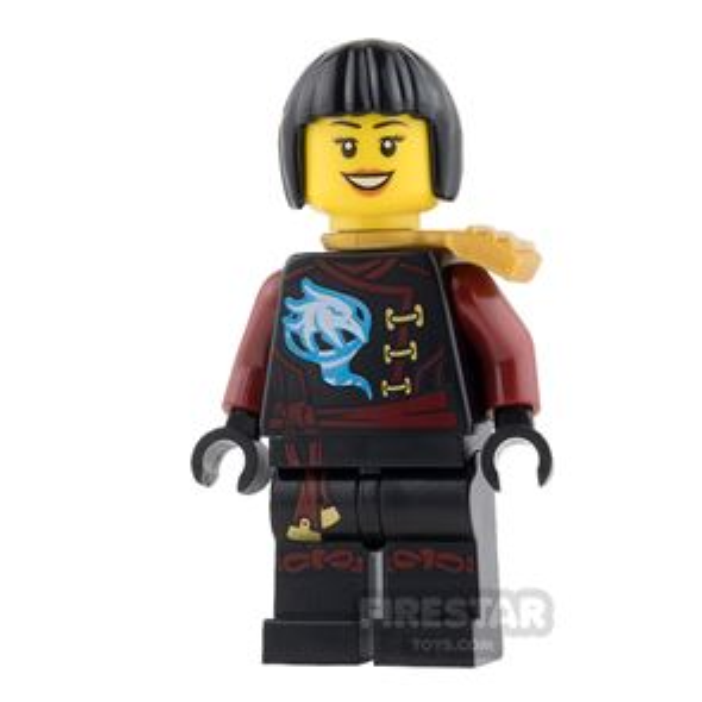 LEGO Ninjago Mini Figure - Nya - Skybound with Hair