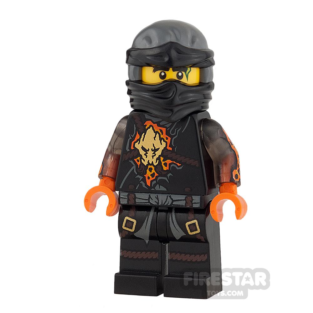 LEGO Ninjago Mini Figure - Cole Rx
