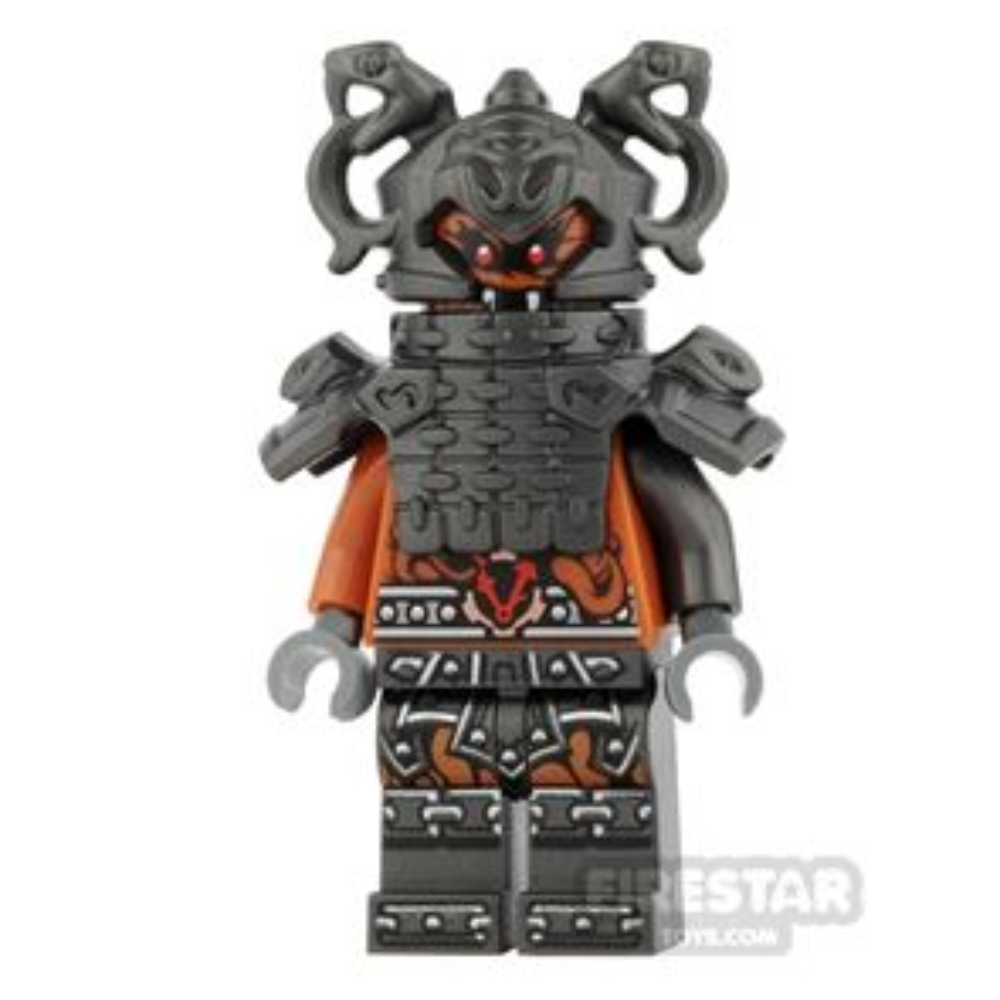 LEGO Ninjago Mini Figure - Commander Raggmunk