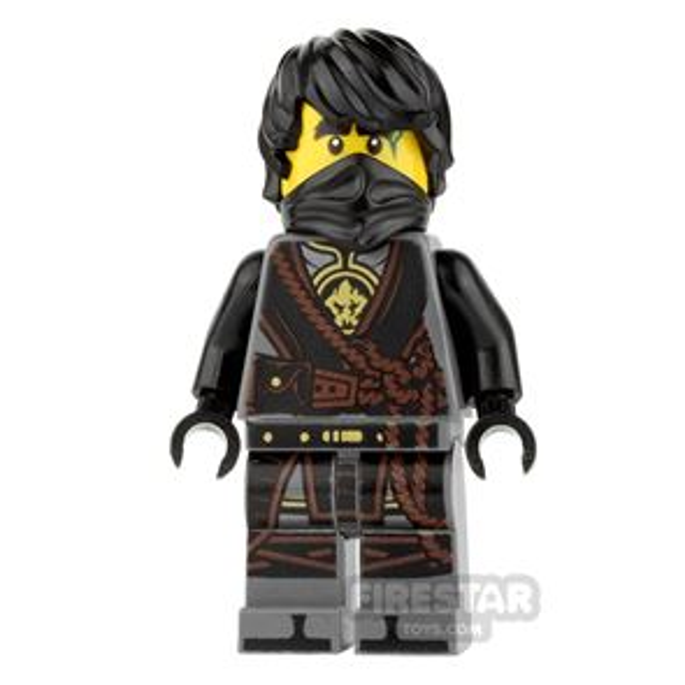 LEGO Ninjago Mini Figure - Cole - Hands of Time