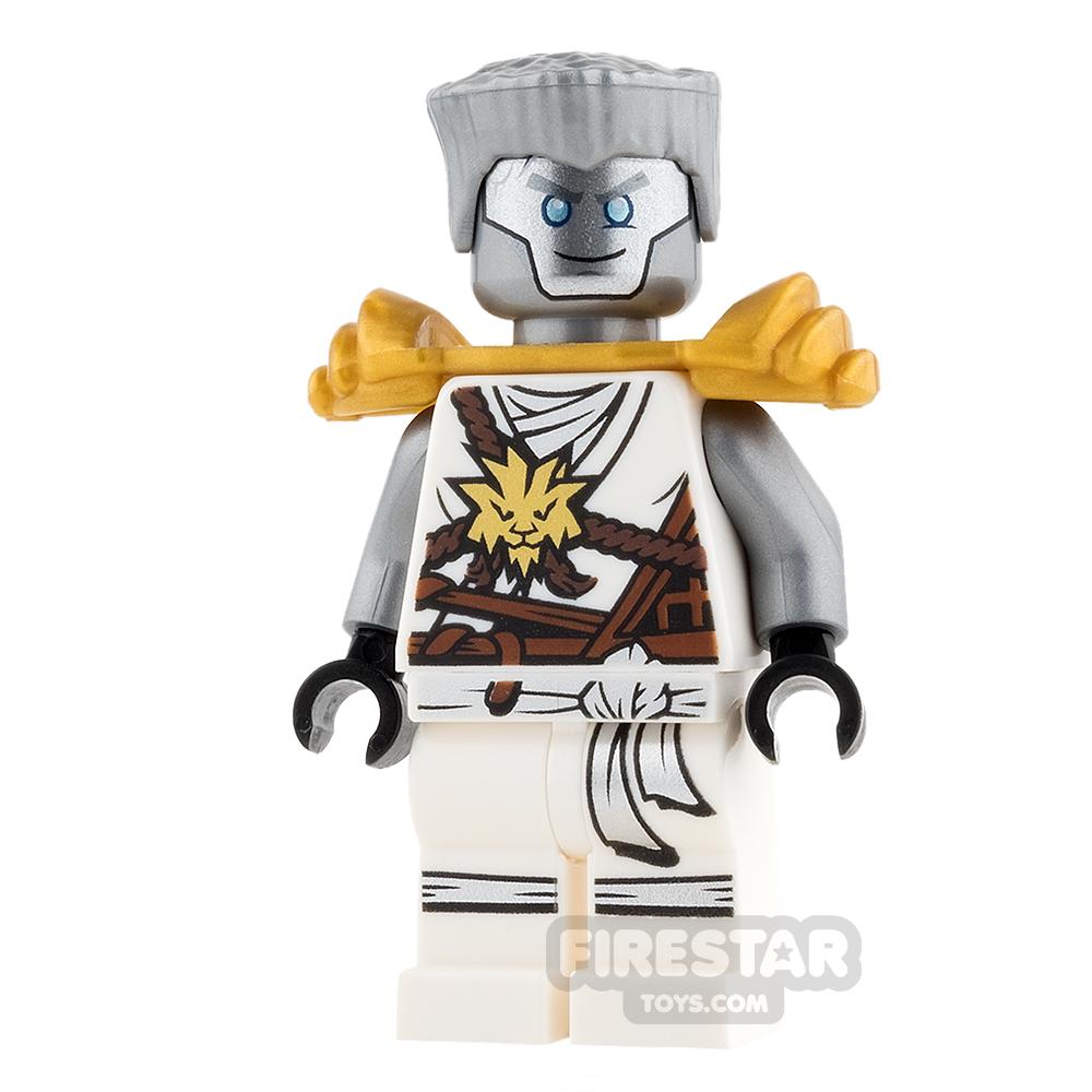 LEGO Ninjago Mini Figure - Zane - Armour