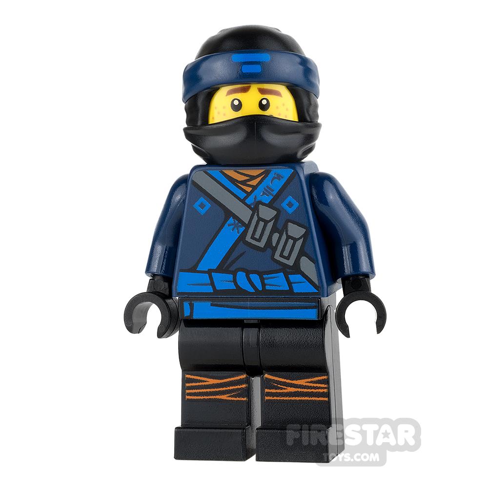 LEGO Ninjago Mini Figure - Jay - The LEGO Ninjago Movie
