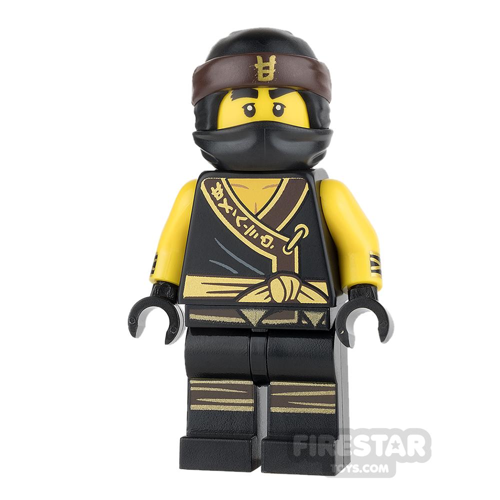 LEGO Ninjago Mini Figure - Cole - Arms with Cuffs