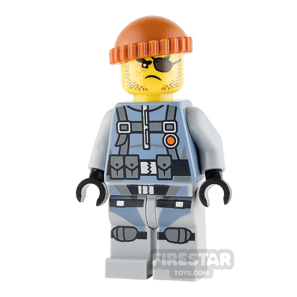 LEGO Ninjago Minifigure Shark Army Thug