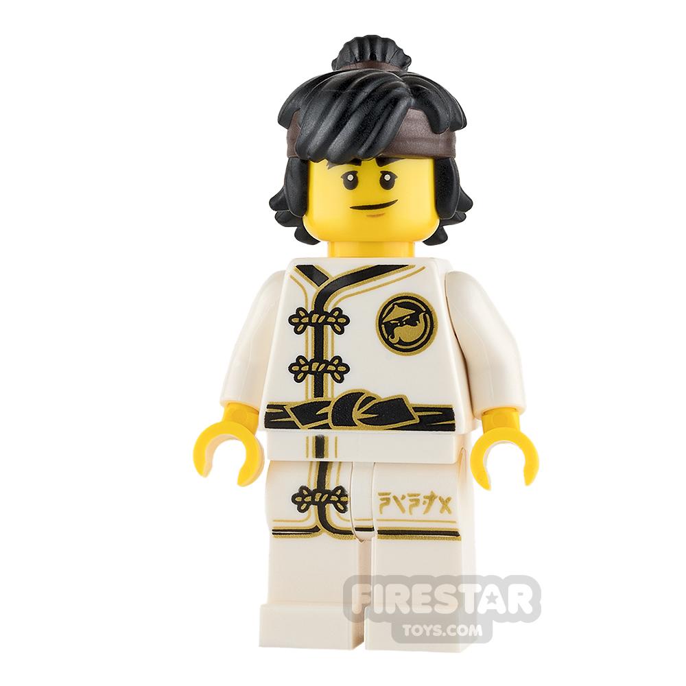 LEGO Ninjago Mini Figure - Cole - White Kimono