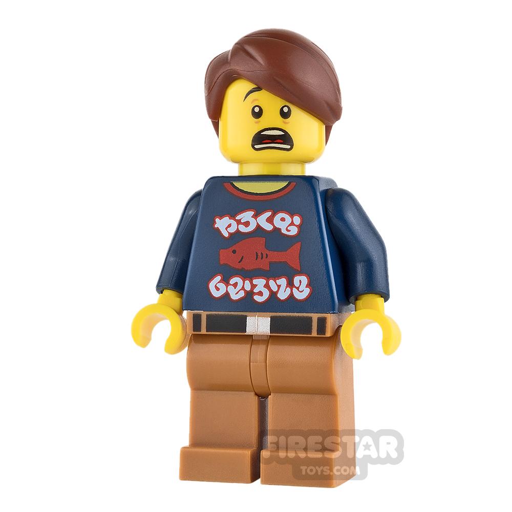 LEGO Ninjago Mini Figure - Henry