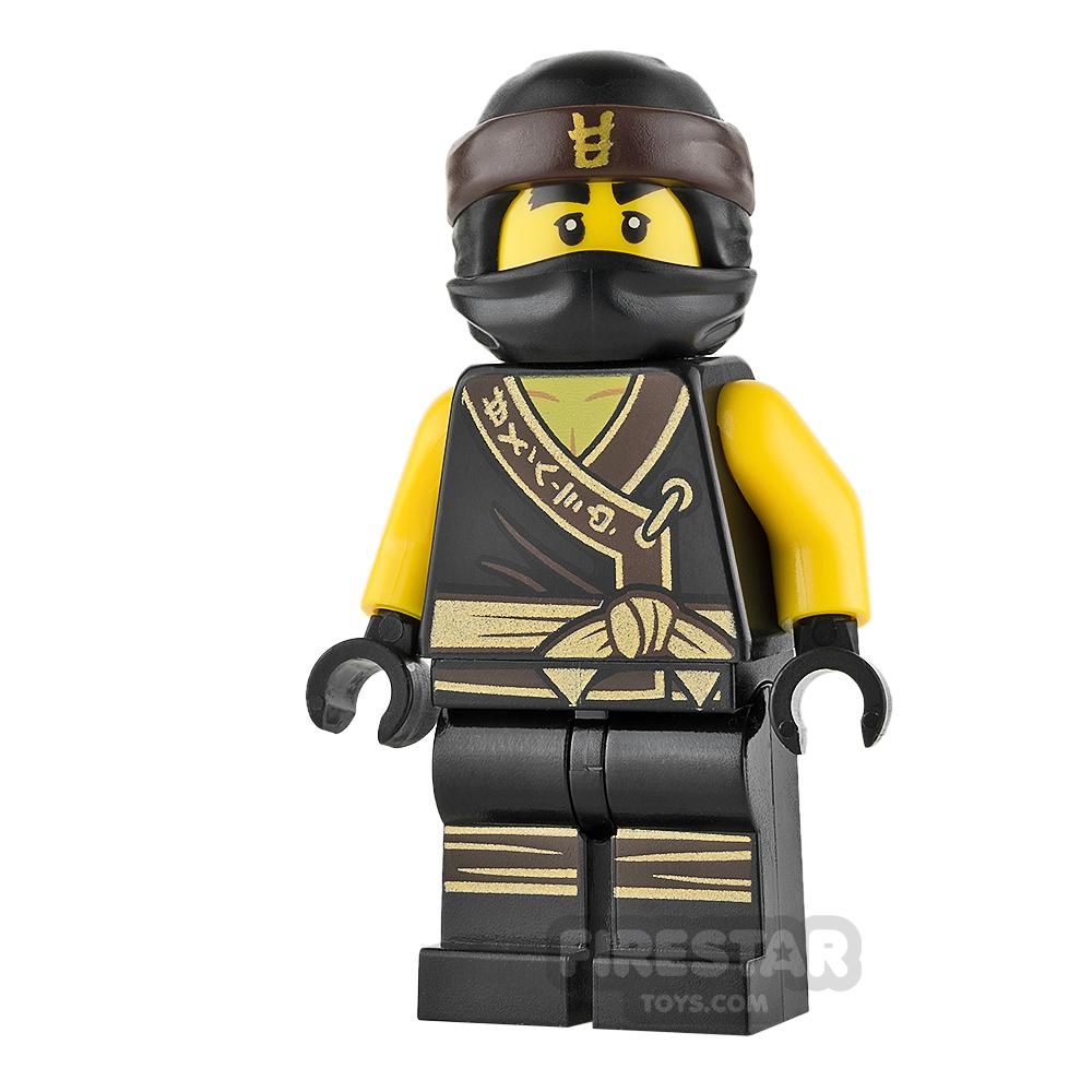 LEGO Ninjago Mini Figure - Cole - Arms without Cuffs