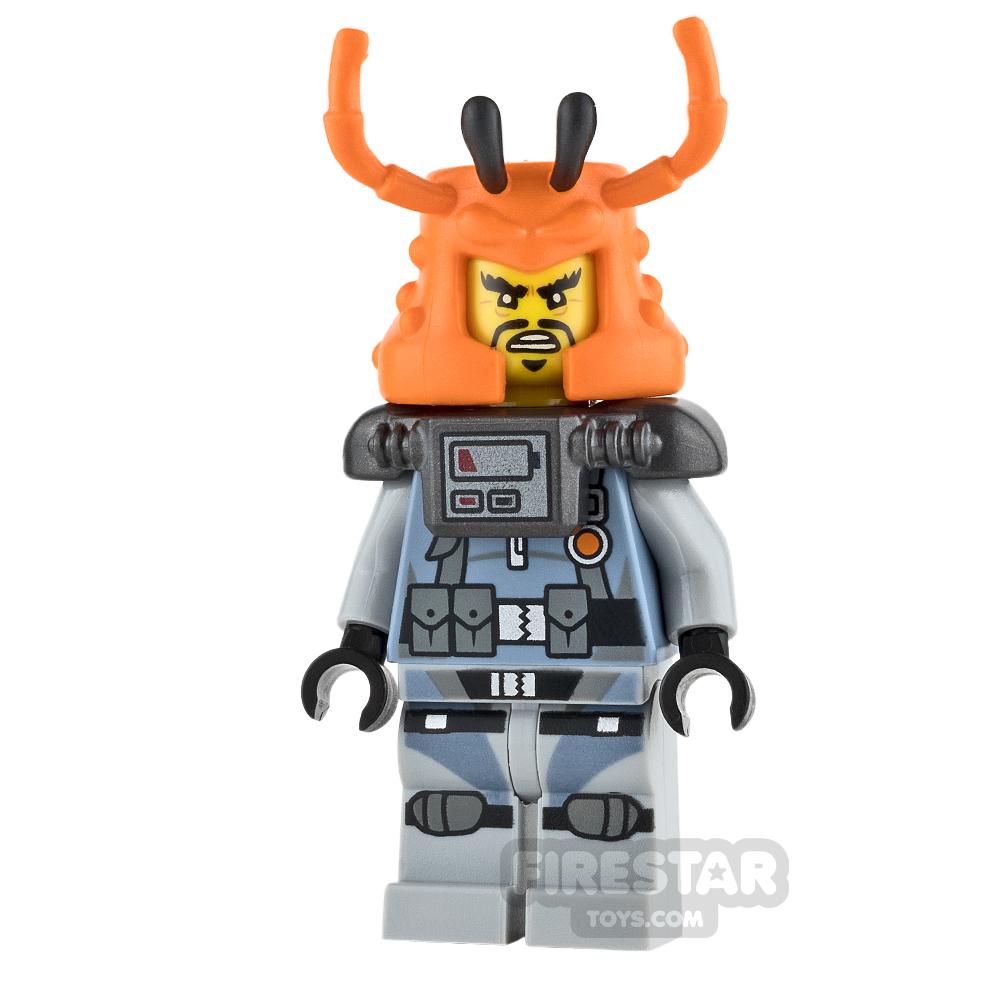 LEGO Ninjago Mini Figure - Crusty