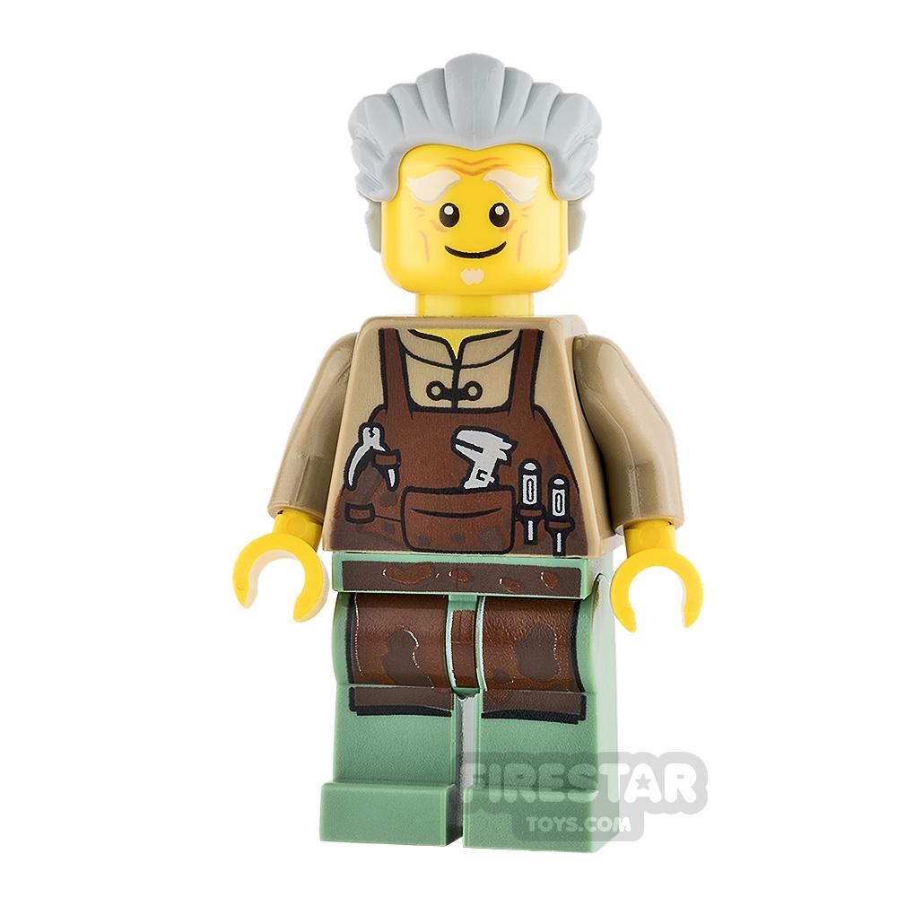 LEGO Ninjago Mini Figure - Ed Walker