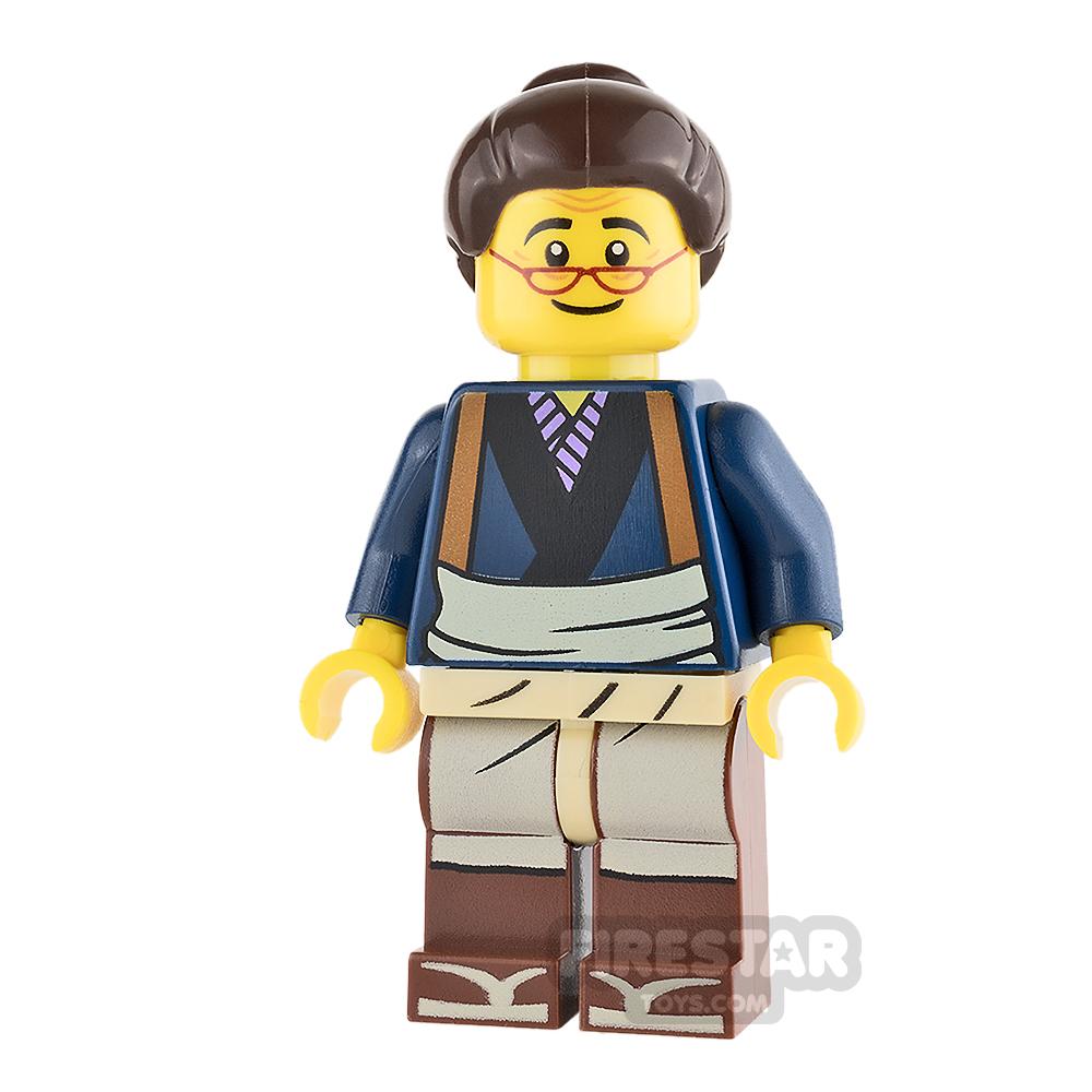 LEGO Ninjago Mini Figure - Edna Walker