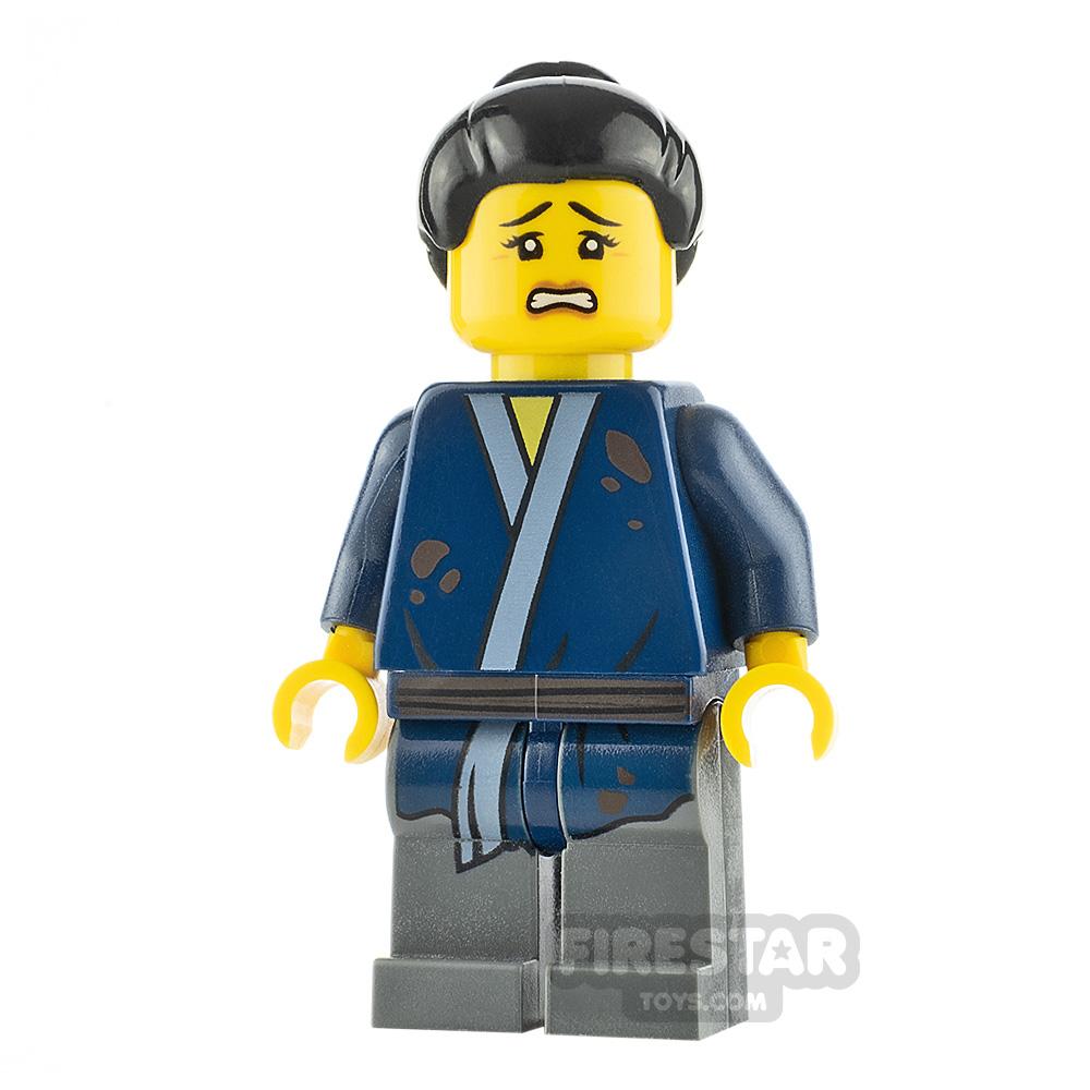 LEGO Ninjago Minifigure Patty Keys