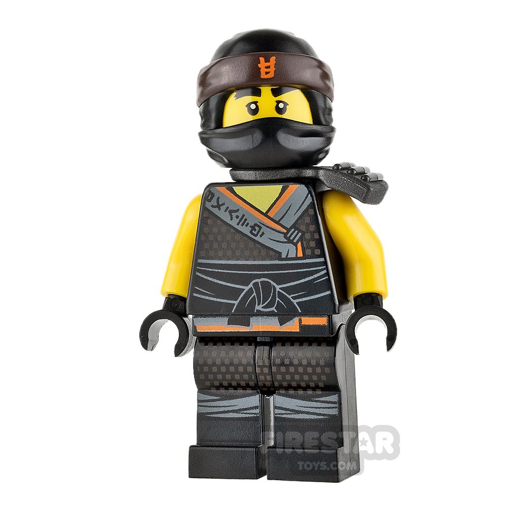 LEGO Ninjago Mini Figure - Cole - Sons of Garmadon