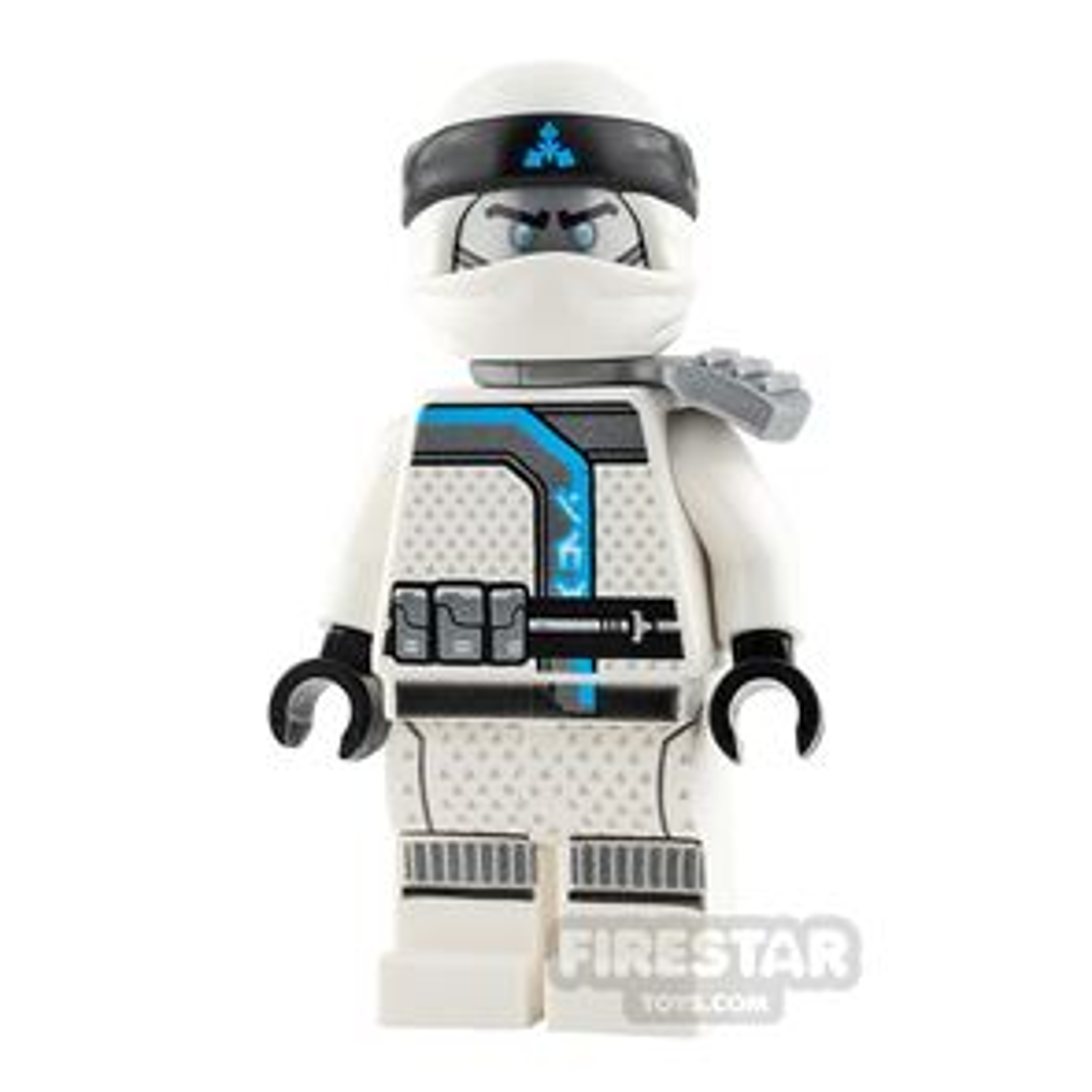 LEGO Ninjago Mini Figure - Zane - Sons of Garmadon