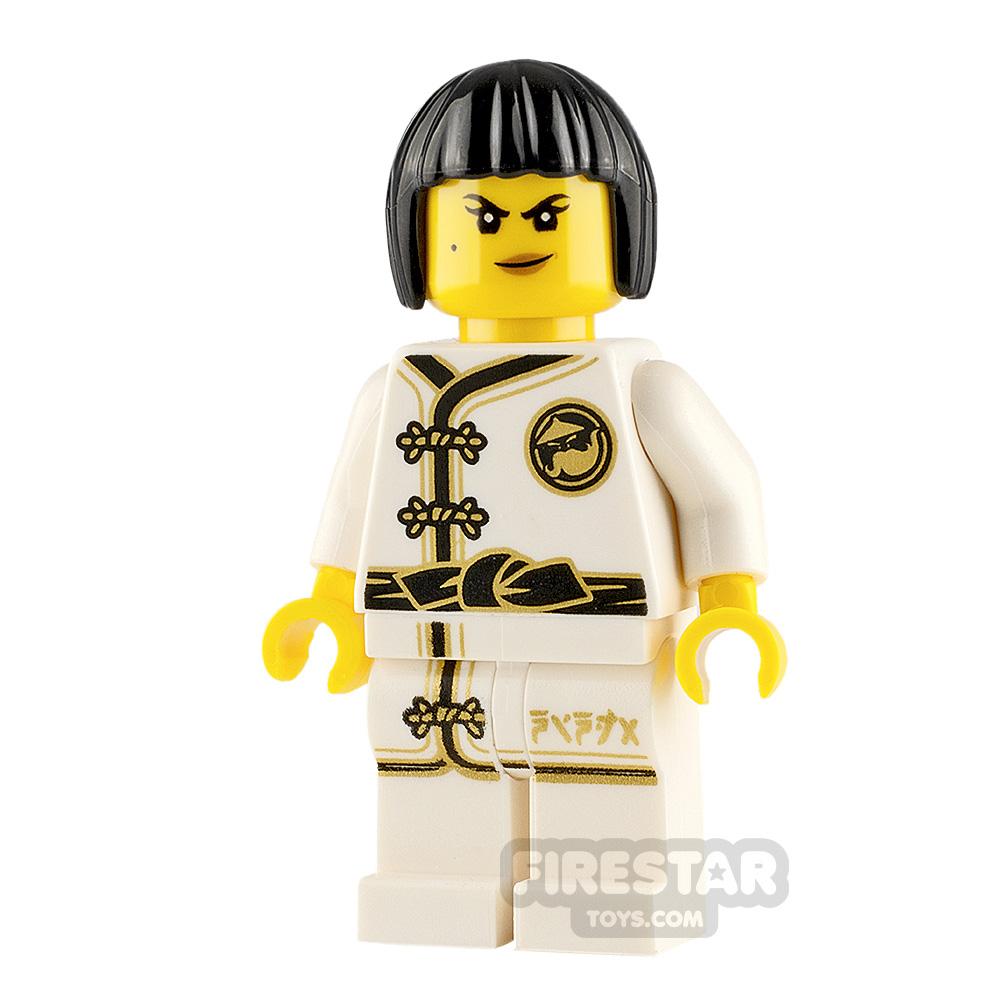 LEGO Ninjago Minifigure Nya Black Bob