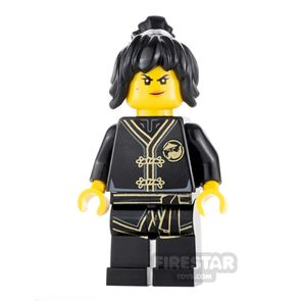 LEGO Ninjago Minifigure Nya Training Gi