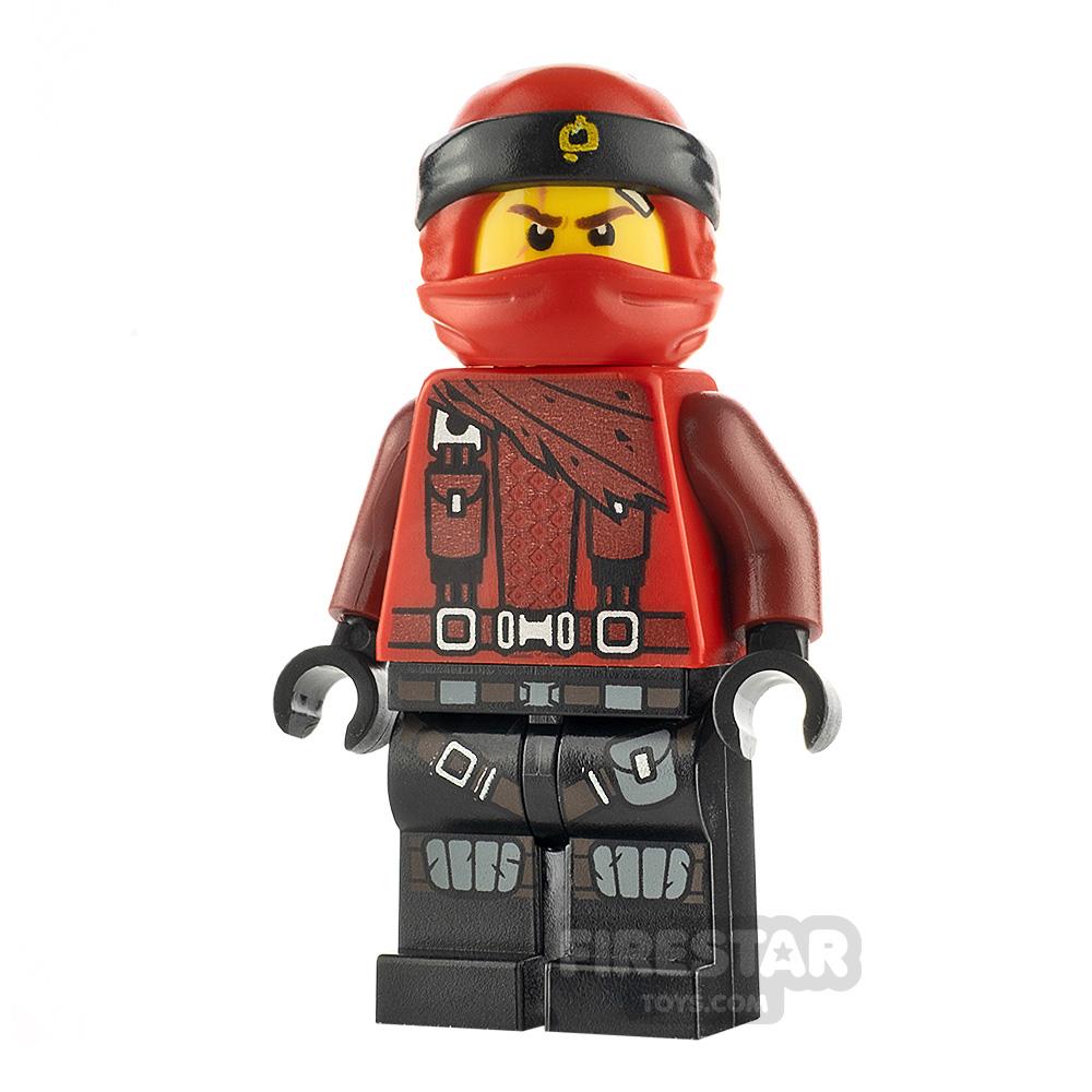 LEGO Ninjago Minifigure Kai Dragon Masters