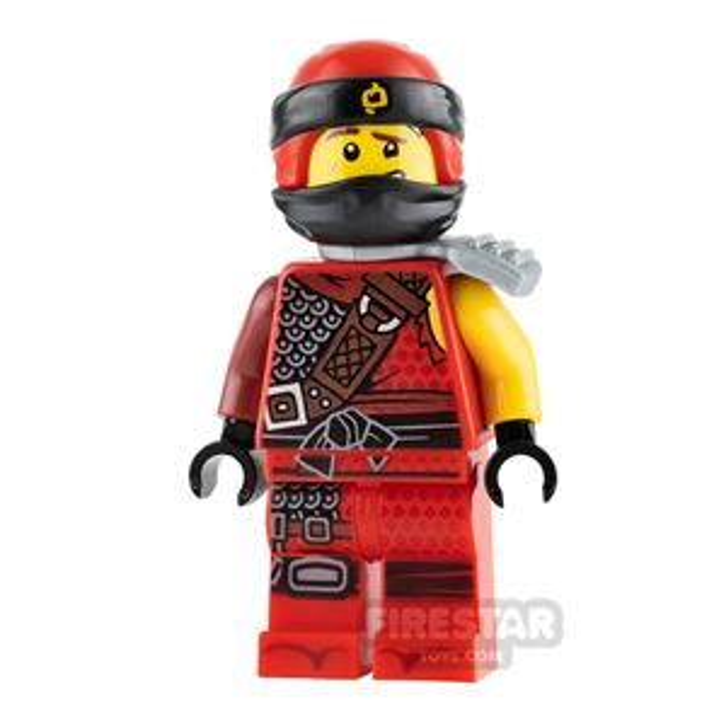 LEGO Ninjago Minifigure Kai Hunted