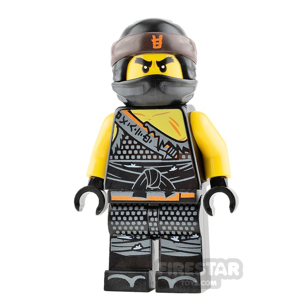 LEGO Ninjago Minifigure Cole Hunted