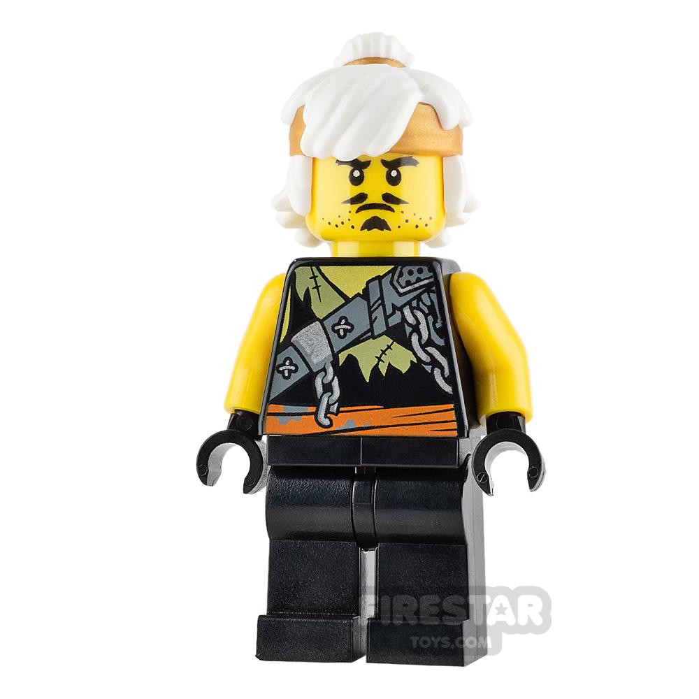 LEGO Ninjago Minifigure Teen Wu