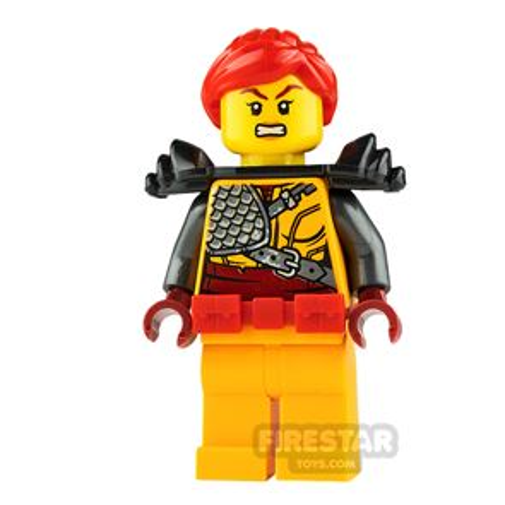 LEGO Ninjago Mini Figure - Skylor - Hunted