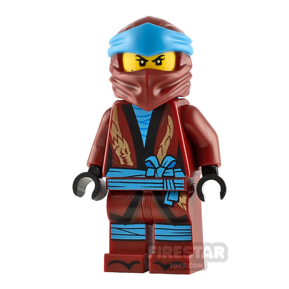 LEGO Ninjago Minifigure Nya Legacy