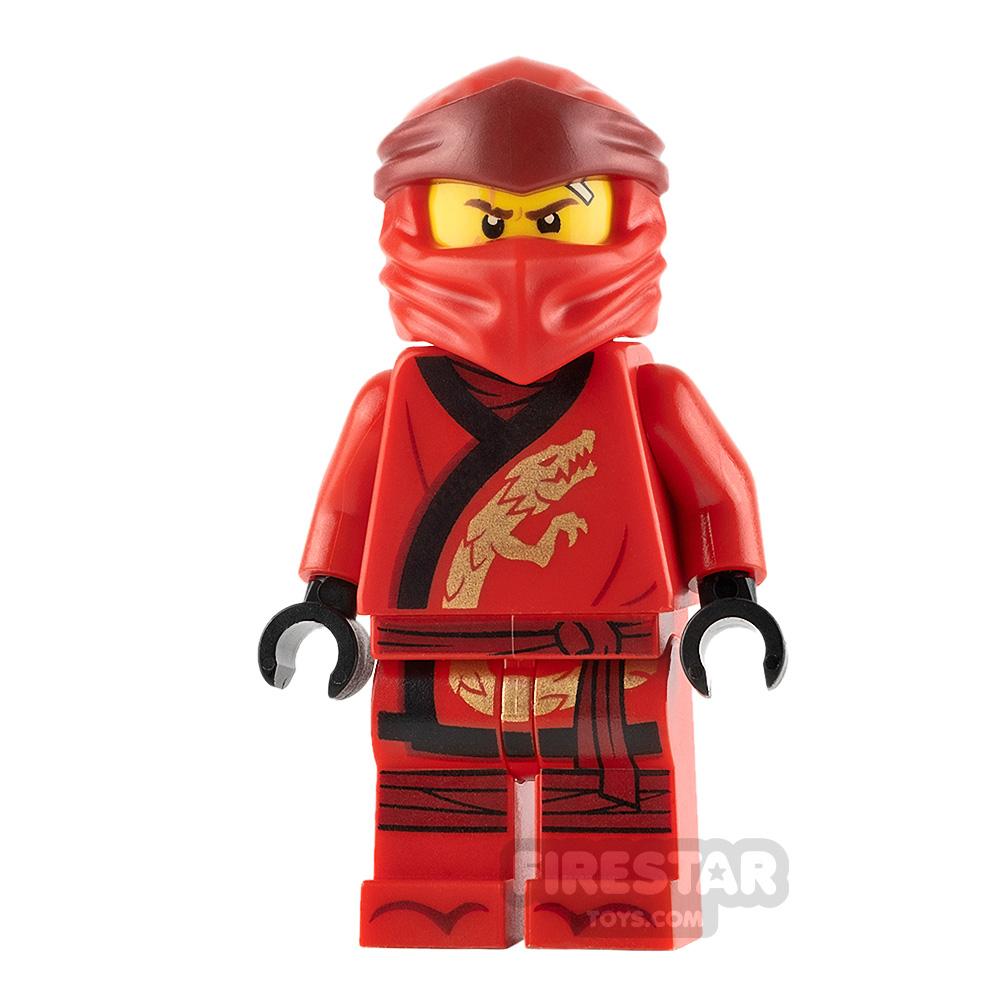 LEGO Ninjago Minifigure Kai Legacy