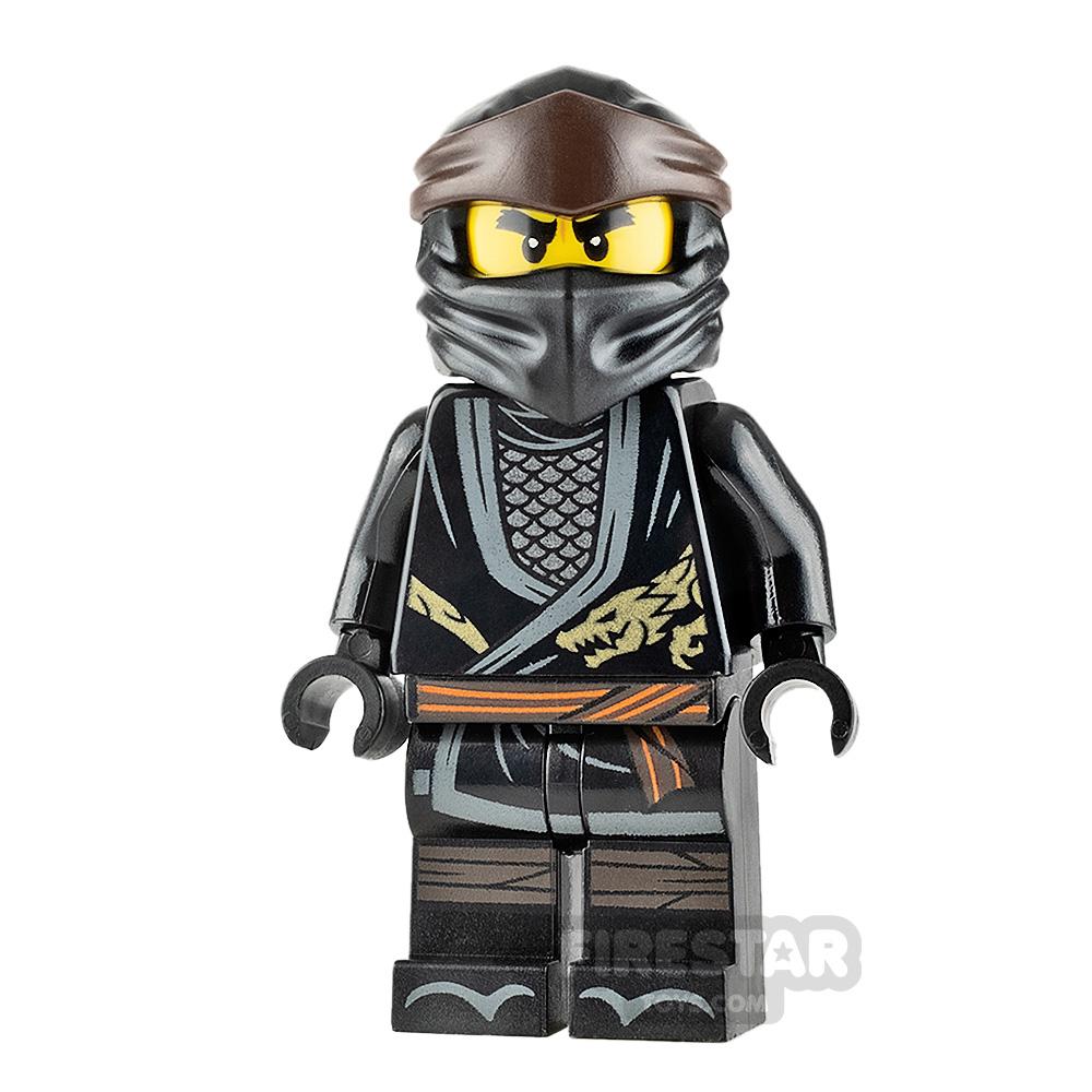 LEGO Ninjago Minifigure Cole Legacy