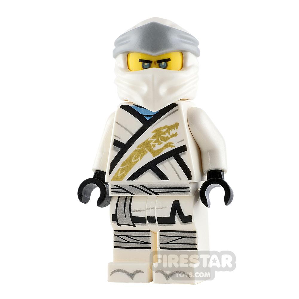 LEGO Ninjago Minifigure Zane Legacy