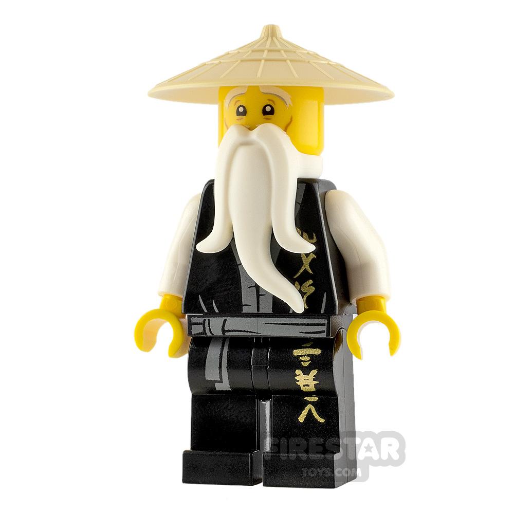 LEGO Ninjago Minifigure Sensei Wu Legacy