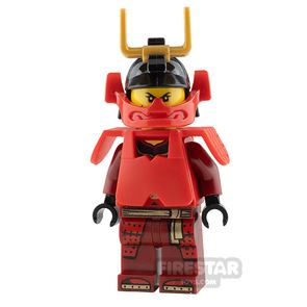 LEGO Ninjago Minifigure Nya Samurai X
