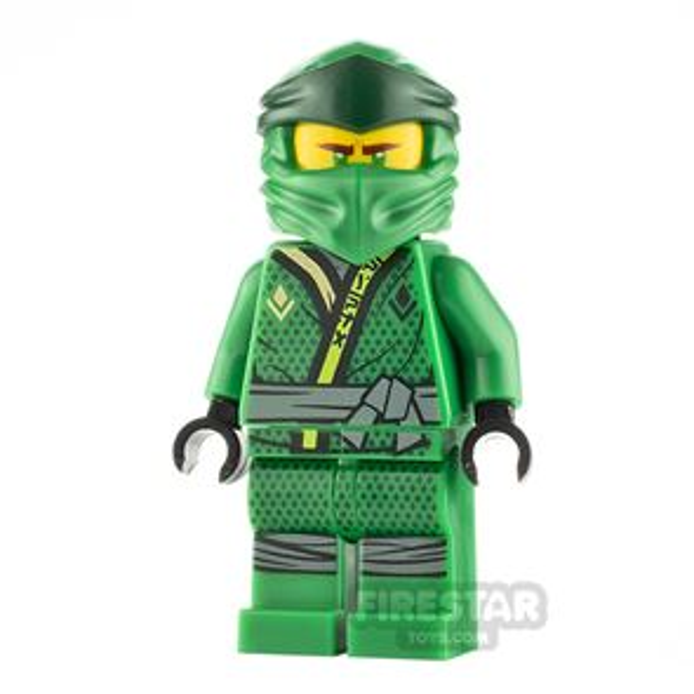 LEGO Ninjago Minifigure Lloyd Sons of Garmadon