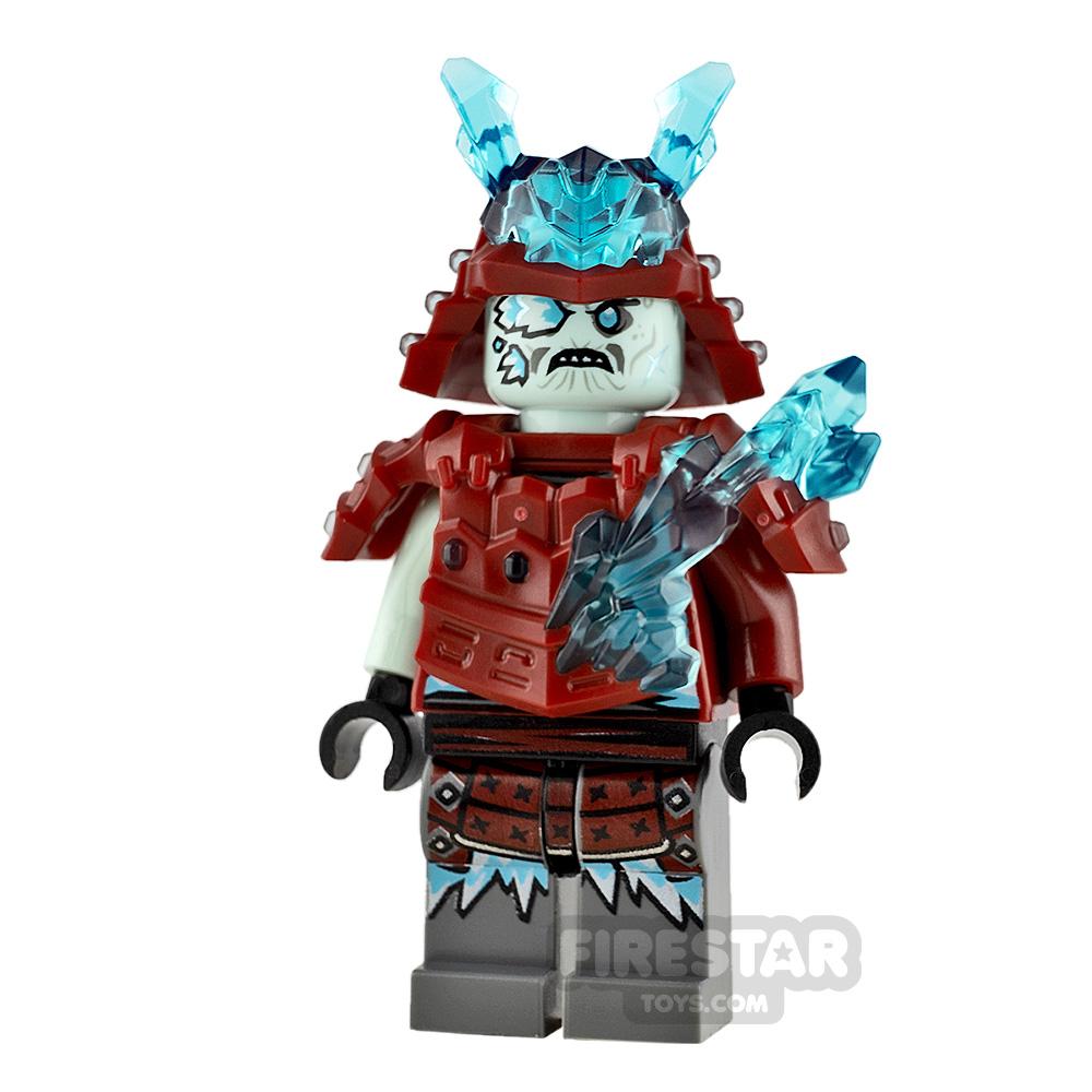 LEGO Ninjago Minifigure Blizzard Warrior
